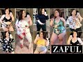ZAFUL Try On Haul Scam Or Nah Plus Size Fashion mp3
