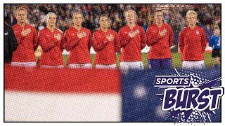 Sports Burst: USWNT Are In It Again!