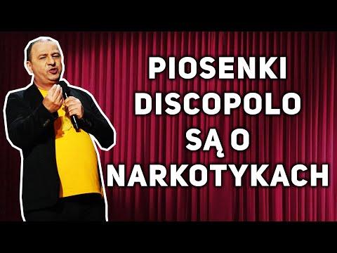 GRZEGORZ HALAMA - PIOSENKI DISCO POLO SĄ O NARKOTYKACH (2012) Stand-up