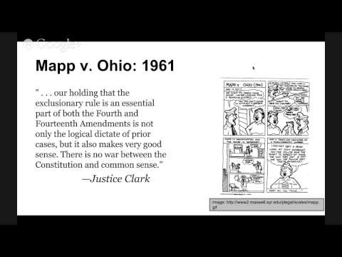 Essay on mapp v ohio