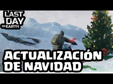 ACTUALIZACIÓN DE NAVIDAD EN DIRECTO | LAST DAY ON EARTH: SURVIVAL | [El Chicha]