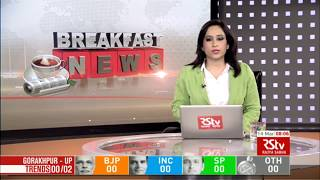English News Bulletin – Mar 14, 2018 (8 am)