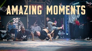 Amazing Moments at BATTLE OF THE YEAR 2019 // .stance