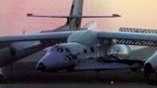 BREAKING Virgin Spaceship Explodes 1 Dead