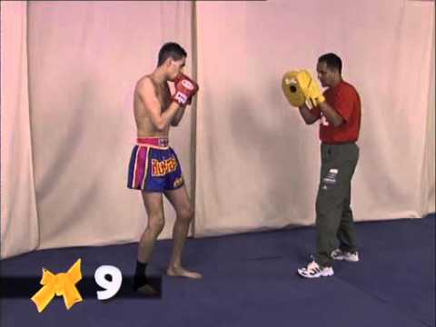 kick boxing training Image 1