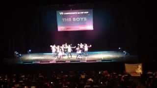 The Boys - The Show Box 2013 - (by David Garcia)