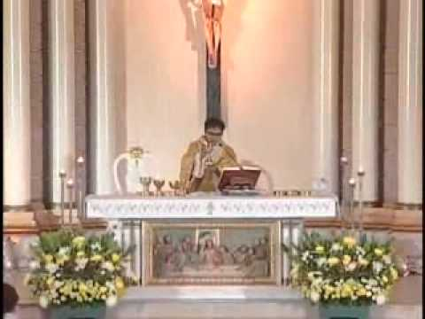 Sunday TV Healing Mass for the Homebound (May 12, 2013)