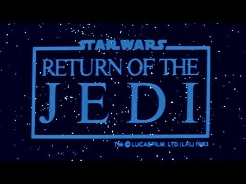 Star Wars Episode VI - Return Of The Jedi TV Trailers