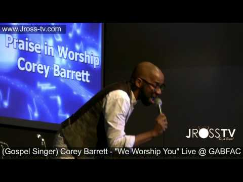 James Ross  Corey Barrett - lord You Are Good - (3 In 1 Live Recording) - Www.jross-tv video