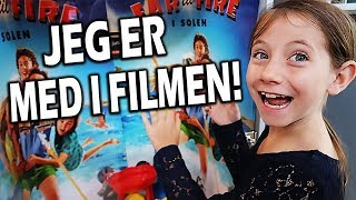 FØRSTE GANG JEG SER MIG SELV I BIOGRAFEN!