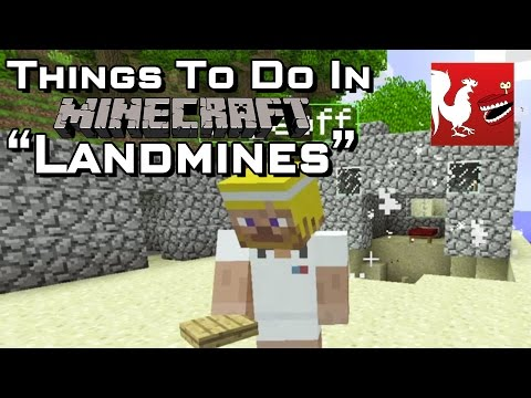 Things to do in: Minecraft - Landmines