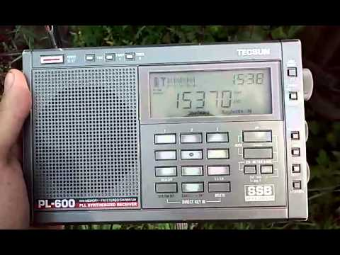 15370 kHz Radio Vaticana from Philippines