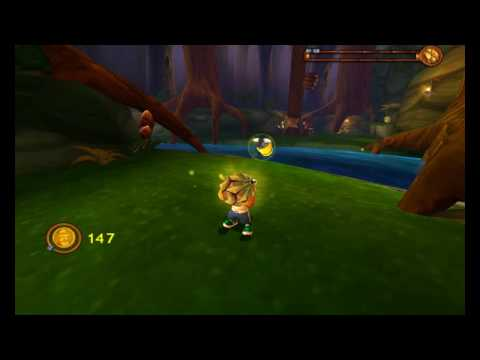 Kao the Kangaroo Round 2 - Level1 Beaver's Forest Part1
