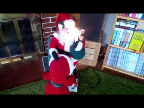 Xxx Rated Santa Claus video