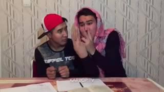 Как мама учит детей в казахстанец|КАРТОП.ТВ|