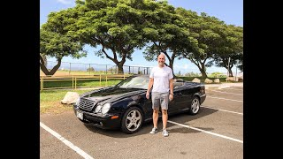 1998 - 2002 Mercedes CLK review - CLK320, CLK430, CLK55 AMG coupe and convertible