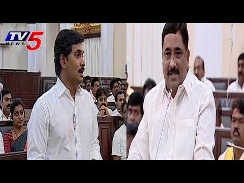 Ys Jagan Fire On Kalava Srinivasulu Over Controversy Words On Vijayamma : Tv5 News video