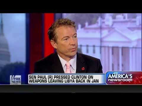 Rand Paul Attacks Barack Obama, Plans On Defunding Obamacare, Destroys Hillary Clinton