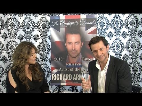 Richard Armitage INTERVIEW Part TWO: There and Back Again