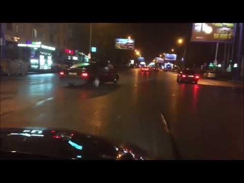 Mercedes Benz w140 Drift Tbilisi Georgia