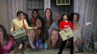 Watch Flight Of The Conchords Carol Brown video
