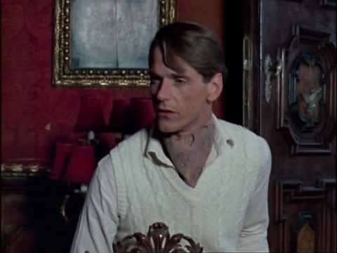 Brideshead Revisited - Charles, Sebastian and Cara in gondola in Venice
