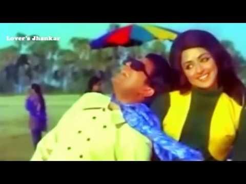 Zindagi Ek Safar Hai Suhana ((Jhankar))) HD  Andaz ( 1971) Kishore...
