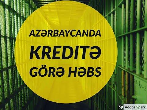 Kredit borcu olanları həbs təhlükəsi gözləyir? - Gündəlik Xəbərlər (23.10.2017)
