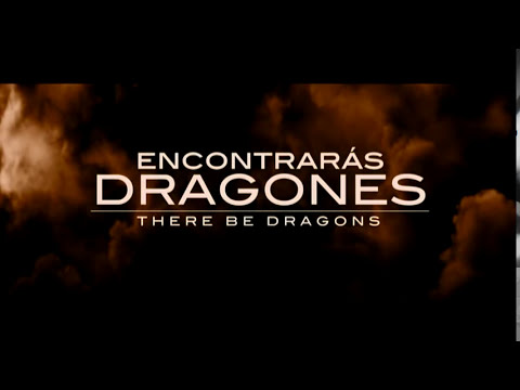 ENCONTRARÁS DRAGONES trailer oficial. Estreno 25 Abril