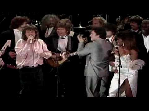 Rolling Stones Perform 1989