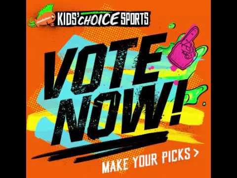 2016 - Kids' Choice Sports Awards - Latinoamerica