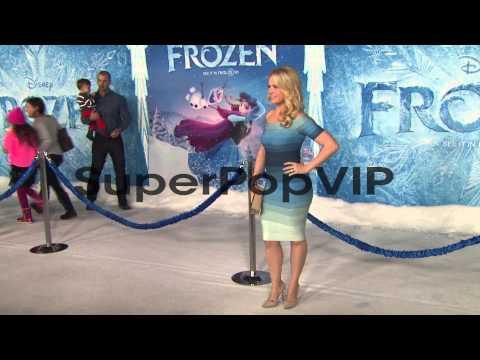 Melissa Joan Hart at Walt Disney Animation Studios''Froze...
