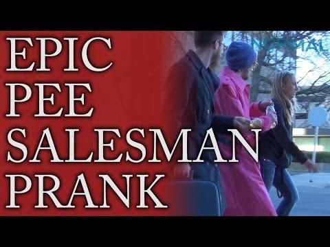 Pee Salesman Prank 2 #420blazeit (breakingnormalprod) video