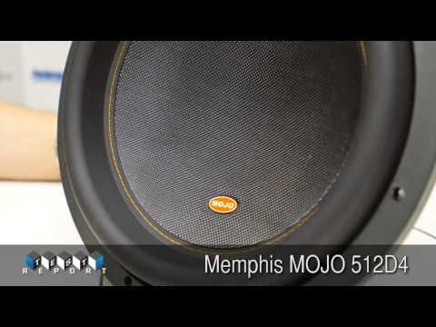 Memphis MOJO 512D4 Subwoofer