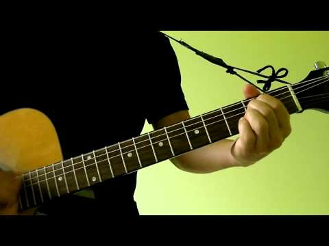 Rolling In The Deep - Adele - Easy Guitar Tutorial (No Capo)