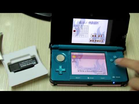 2013 R4 Dual Core Firmware Upgrade for 3DS 6.1.0-12E Ver 6.1.0-11U