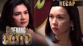 Romina and Daniela's another squabble in Camila   Kadenang Ginto Recap (With Eng Subs)