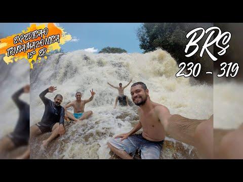 EXPEDIÇÃO TRANSAMAZÔNICA / BRs 230 - 319 / 15° EP 2019