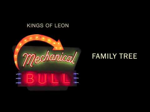 Kings Of Leon - Family Tree