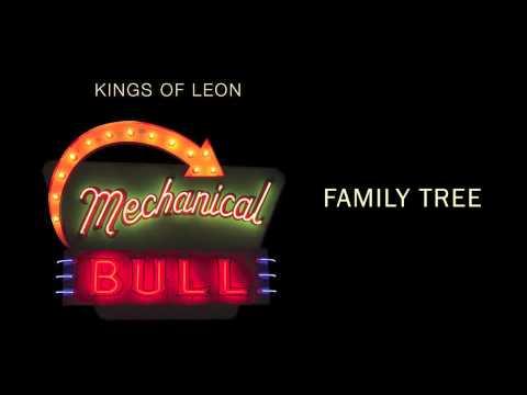 Kings Of Leon - Family Tree