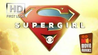 Supergirl | official First Look trailer (2015) Melissa Benoist