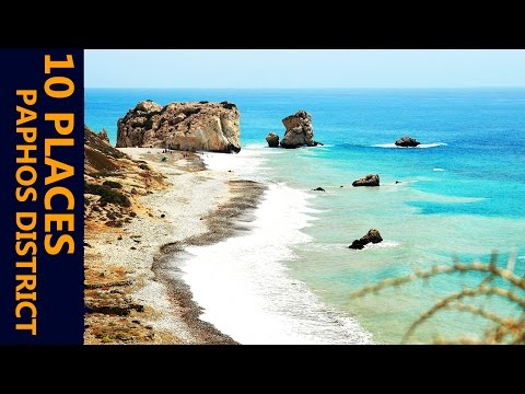 Cyprus - Best Holiday Attractions [ Paphos Area ]