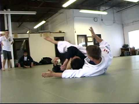 Bushido Jiu Jitsu - Grappling Drills, Escapes, Triangle Image 1