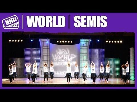 Untimitive - South Africa (megacrew)  Hhi's 2013 World Hip Hop Dance Championship video