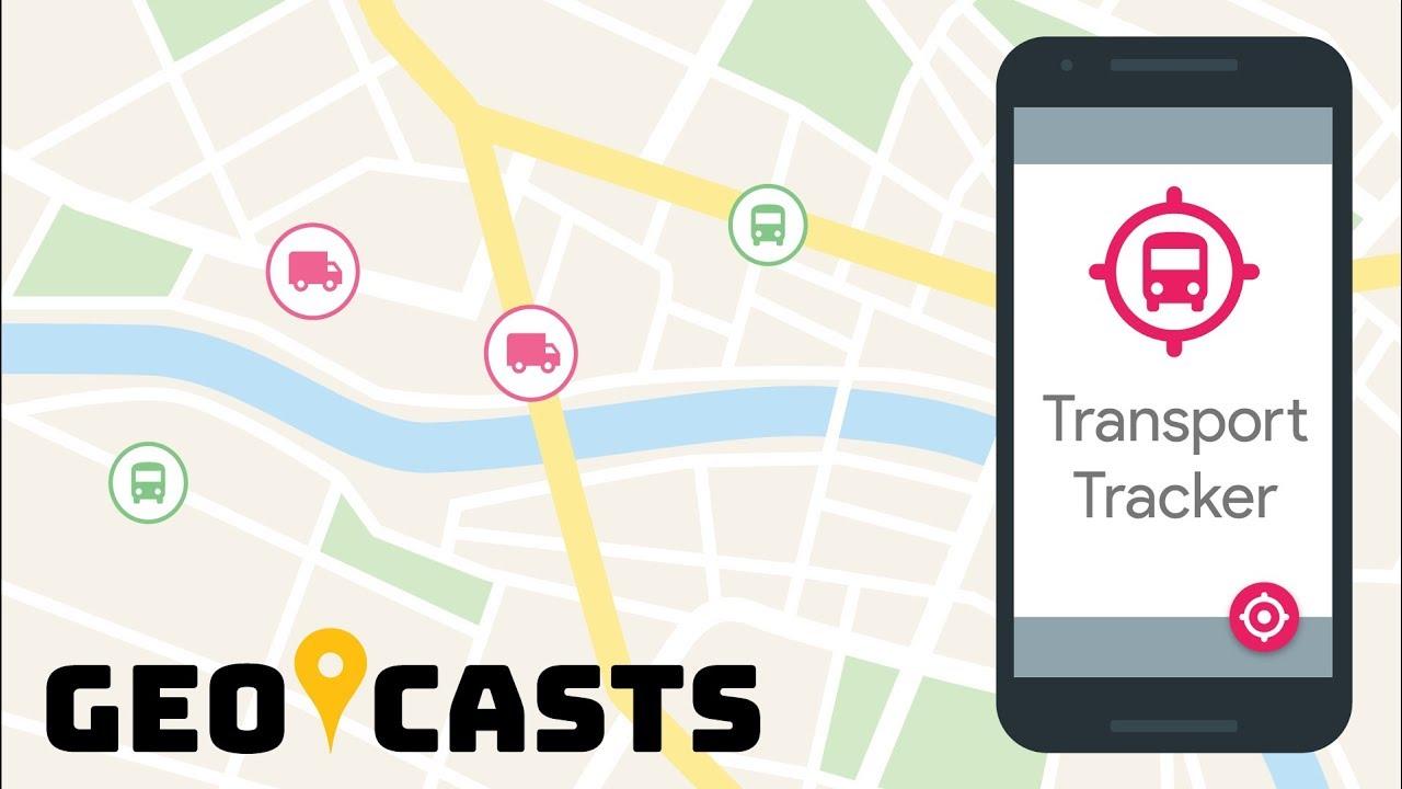 Transport Tracker Solution For Google Maps Geocasts