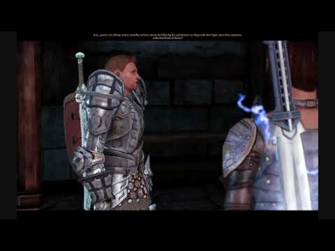 Dragon Age: Origins - Alistair and Morrigan's Offer