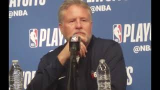 Brett Brown addresses Jared Dudley comments about Ben Simmons