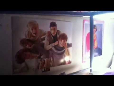Small One Direction Room Tour
