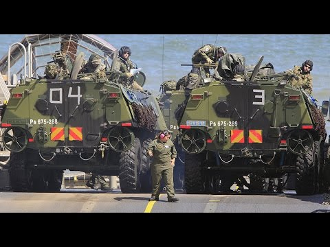 Is the US and Nato preparing for war with Russia? N. Korea, S. Korea and USA on edge and more news!