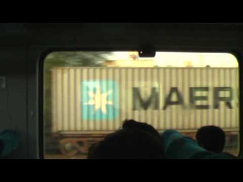 LHB 2007 (2 of 9): overtaking a moving Train